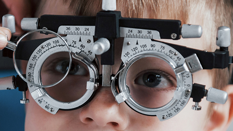 בית הספר לאופטומטריה ומדעי הראייה